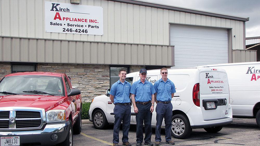 Kirch Appliance | Your Neighborhood Appliance Store