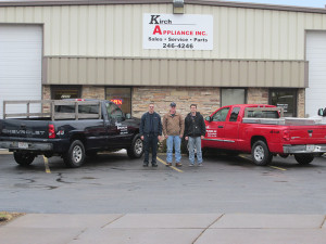 Kirch Appliance Repair Service, Madison
