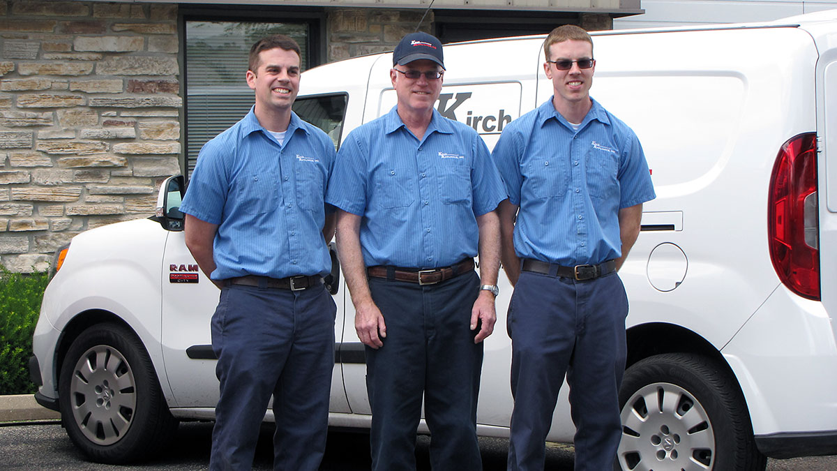 Kirch Appliance Repair Service, Madison